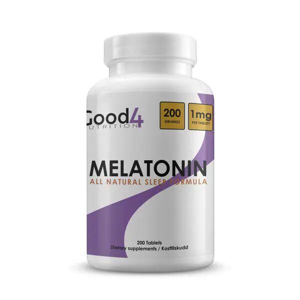 Good4Nutrition Melatonin - 200 Tabletter