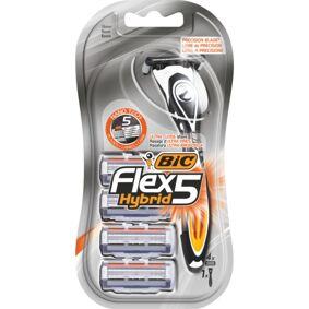 Bic BIC Flex 5 Hybrid Barberhøvel  3086123471238 Replace: N/A
