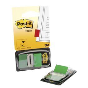 Post-it Index Post-it 680-3 grønn  21200707537 Replace: N/A