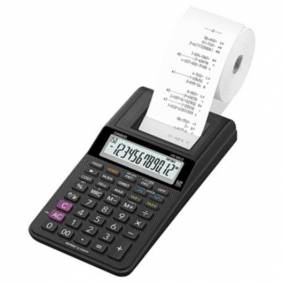 Casio Kalkulator med rull CASIO HR-8RCE  4971850099604 Replace: N/A