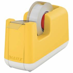 Leitz Leitz Cosy tapedispenser Gul  53670019 Replace: N/A