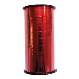 Scanseason Gavebånd Rødt Metallic