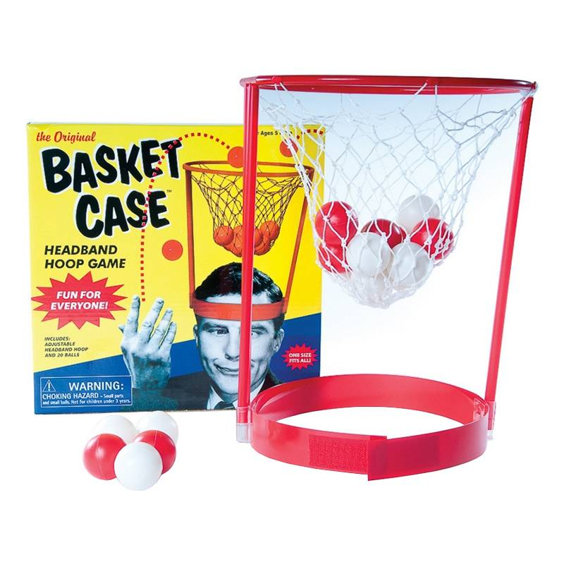 Funtime Gifts Basket Case Ballspill