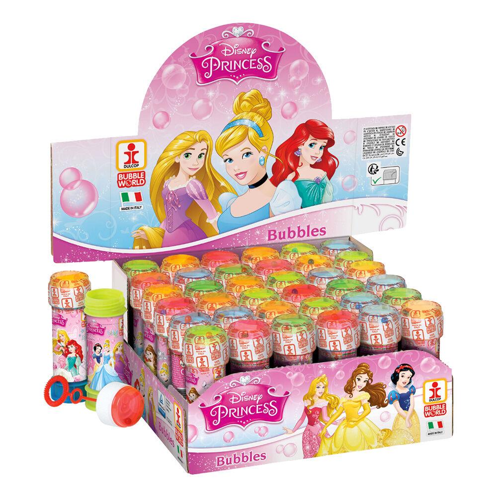 Henbrandt Såpebobler Disney Prinsesser - 36-pakning