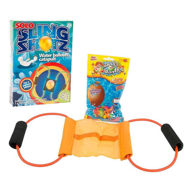 Funtime Gifts Solo Sling Shotz