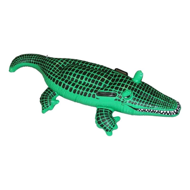 Henbrandt Oppblåsbar Krokodille