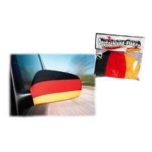 Bilspeilflagg Tyskland - 2-pakning