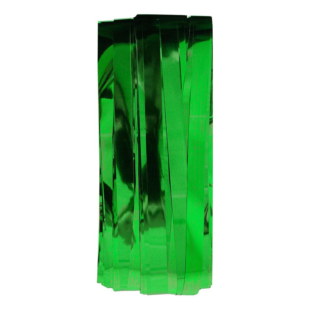 Henbrandt Draperi Metallic Grønn