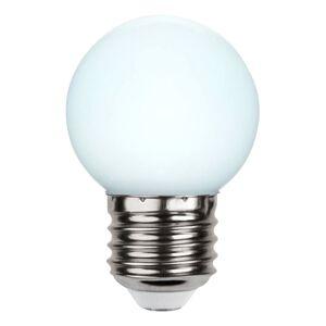 Star Trading Globuspærer E27 LED - Varmvit