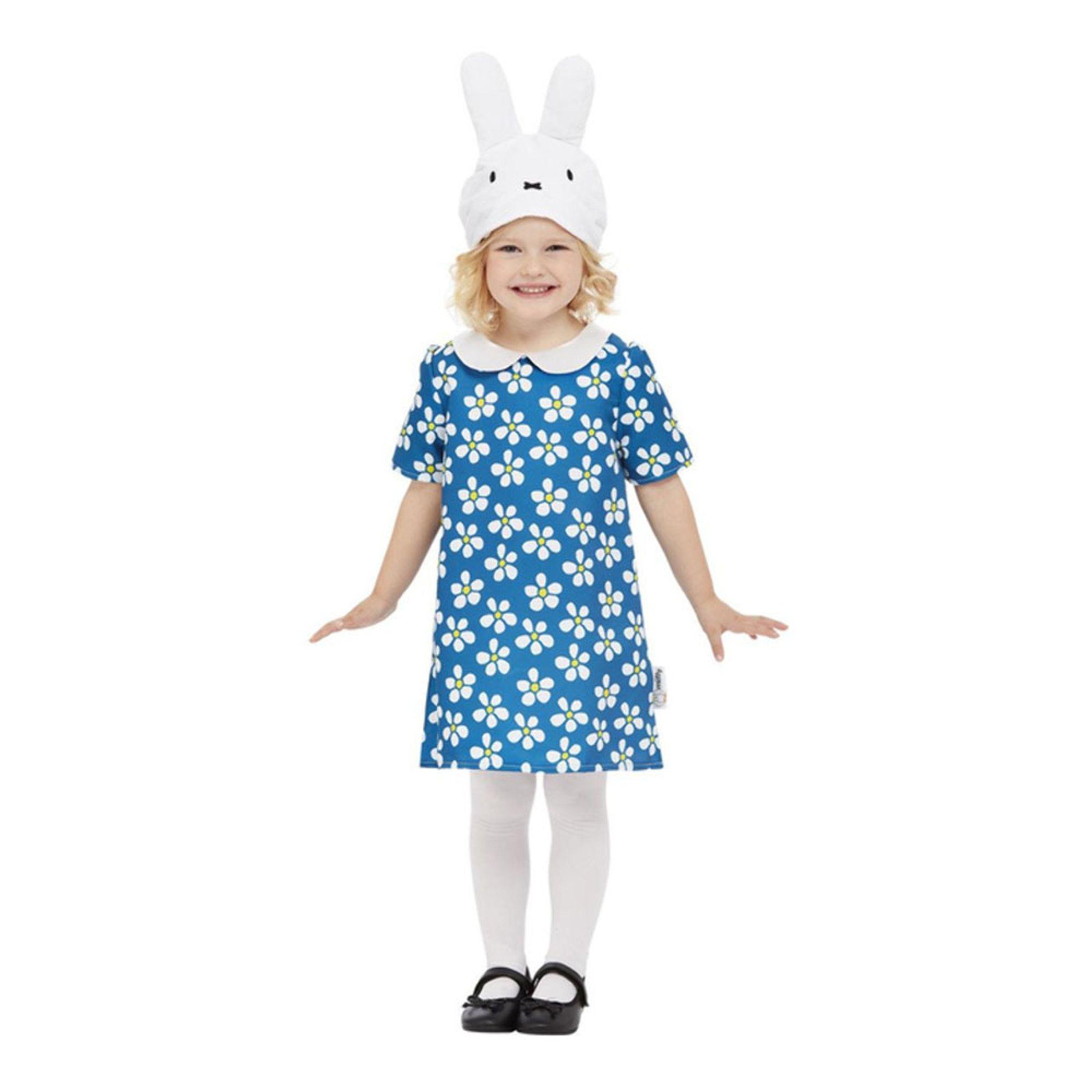 Miffy Barn Karnevalskostyme - 1–2 år