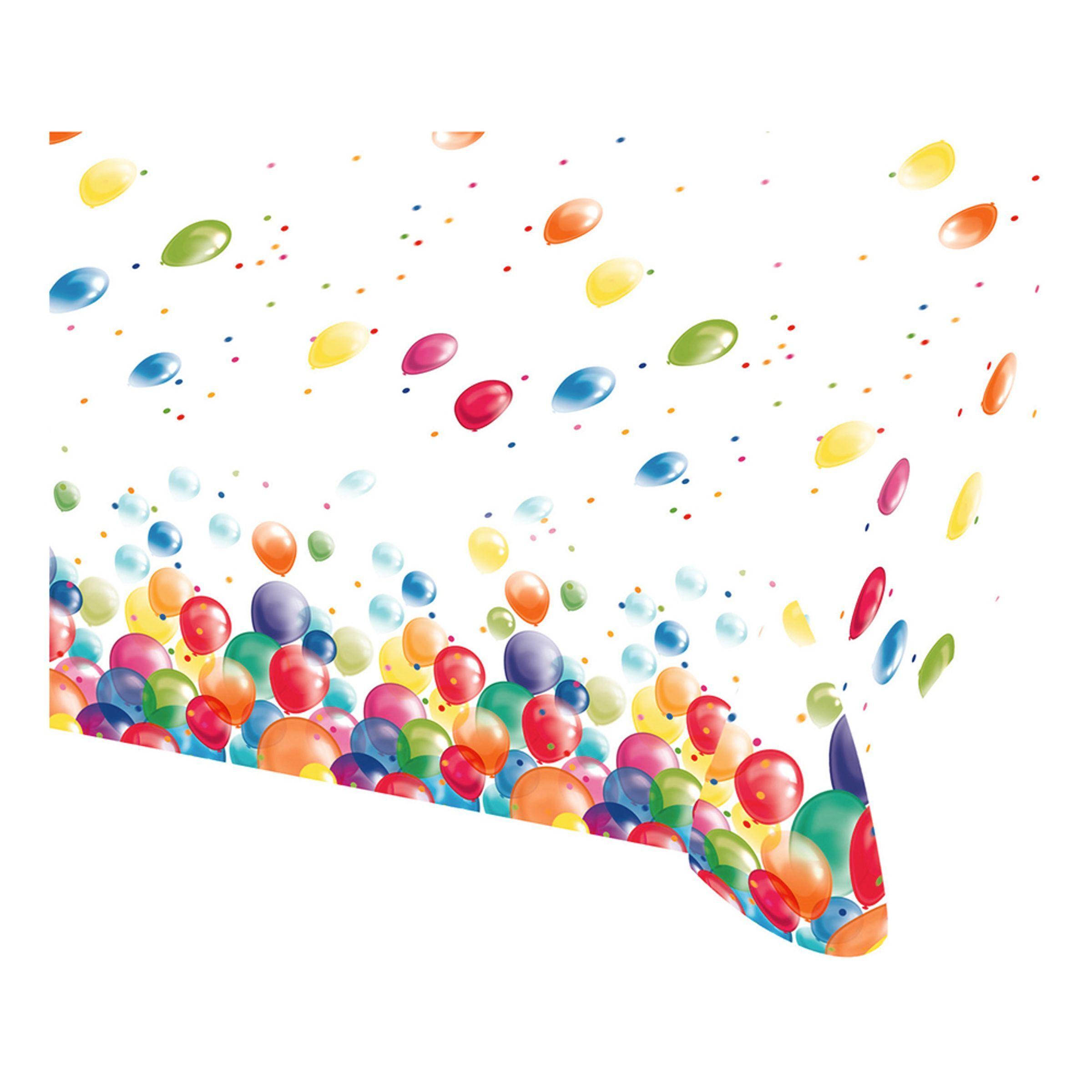 Amscan International Bordduk med Ballonger