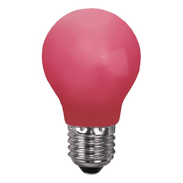 Star Trading LED-Pære E27 - Rød