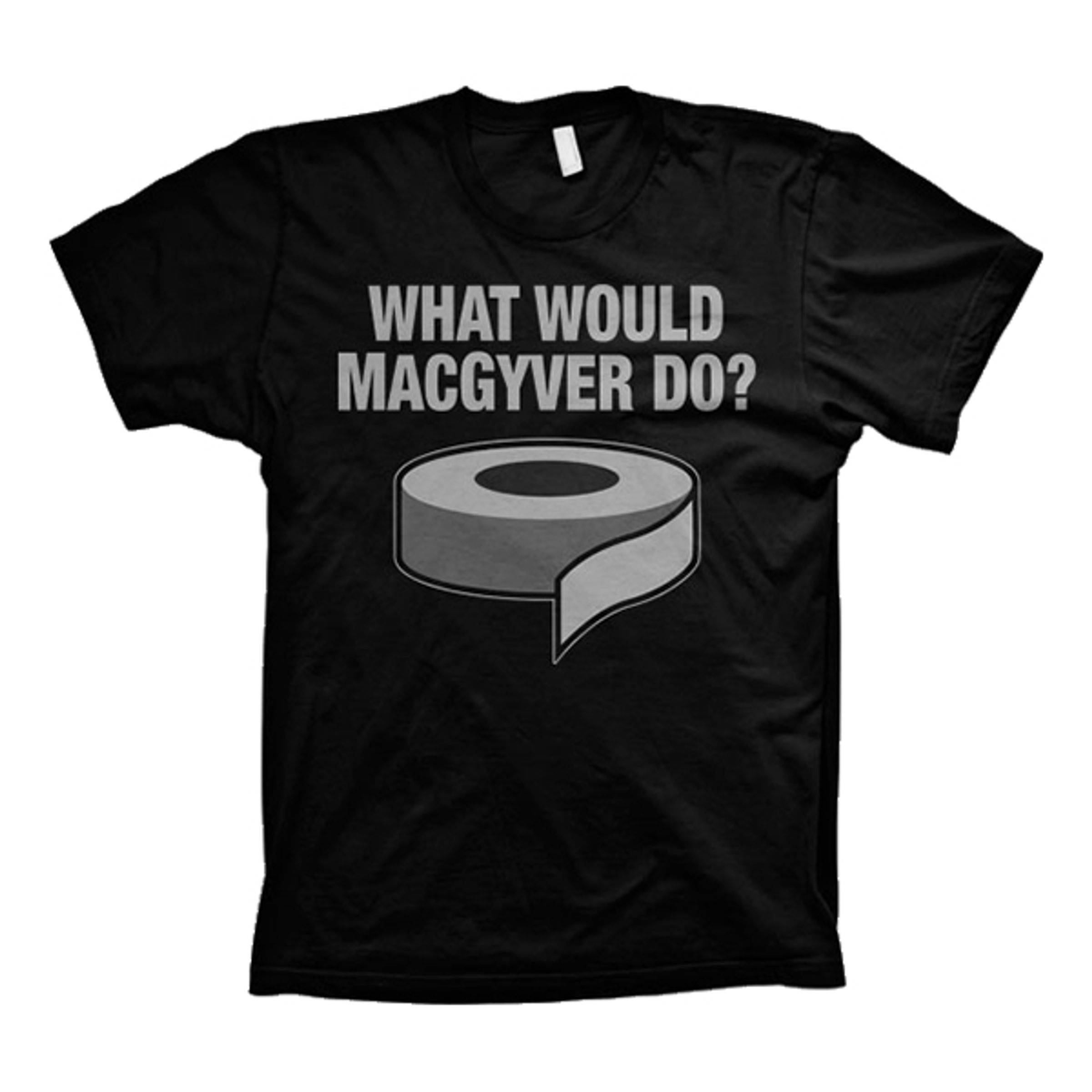 Hybris Online What Would MacGyver Do