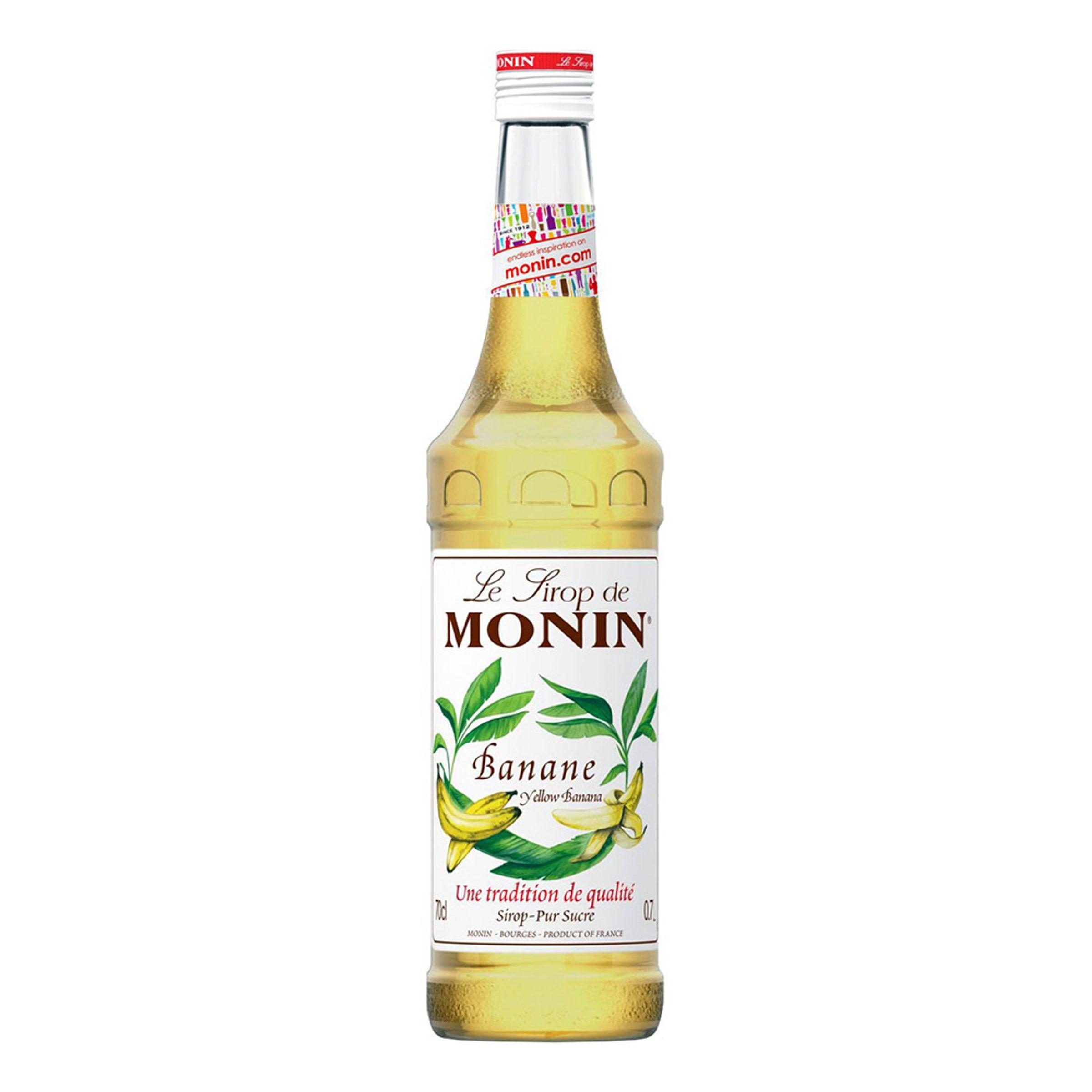 Barkonsult AB Monin Yellow Banana Syrup - 70 cl