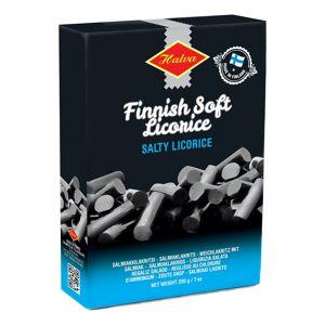 Limpex Konfektyr Finnish Soft Licorice Salty