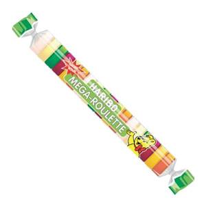 ERT Godis Mega Roulette Happy Sour - 45 gram