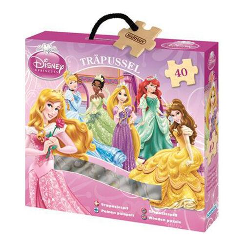 Egmont/Kärnan Puslespill Disney Prinsesser