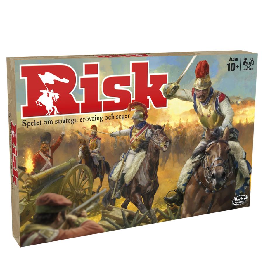 Exertis CapTech Risk Refresh Brettspill