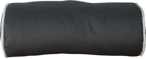 Watski Kapockpute rund 20x45 cm grå