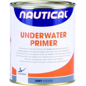 Nautical Naut underw primer grey 2,5l