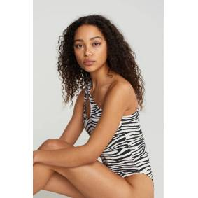 Gina Tricot Nina swimsuit M Female Zebra
