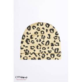 Gina Tricot Mini jersey beanie 48/50 Female Brush leo (2036)