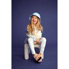 Gina Tricot Mini leggings 110 Female Tiedye/blue (5054)