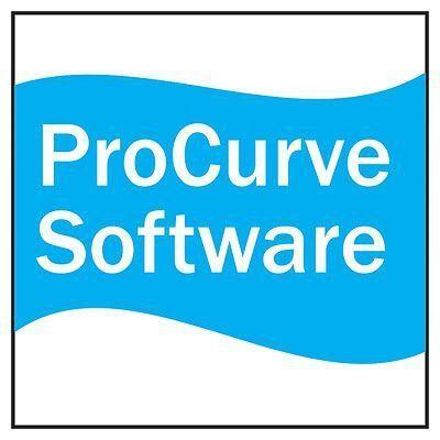HP Enterprise lisens for 12 radioporter for ProCurve zl-modul for trådløse tjenester