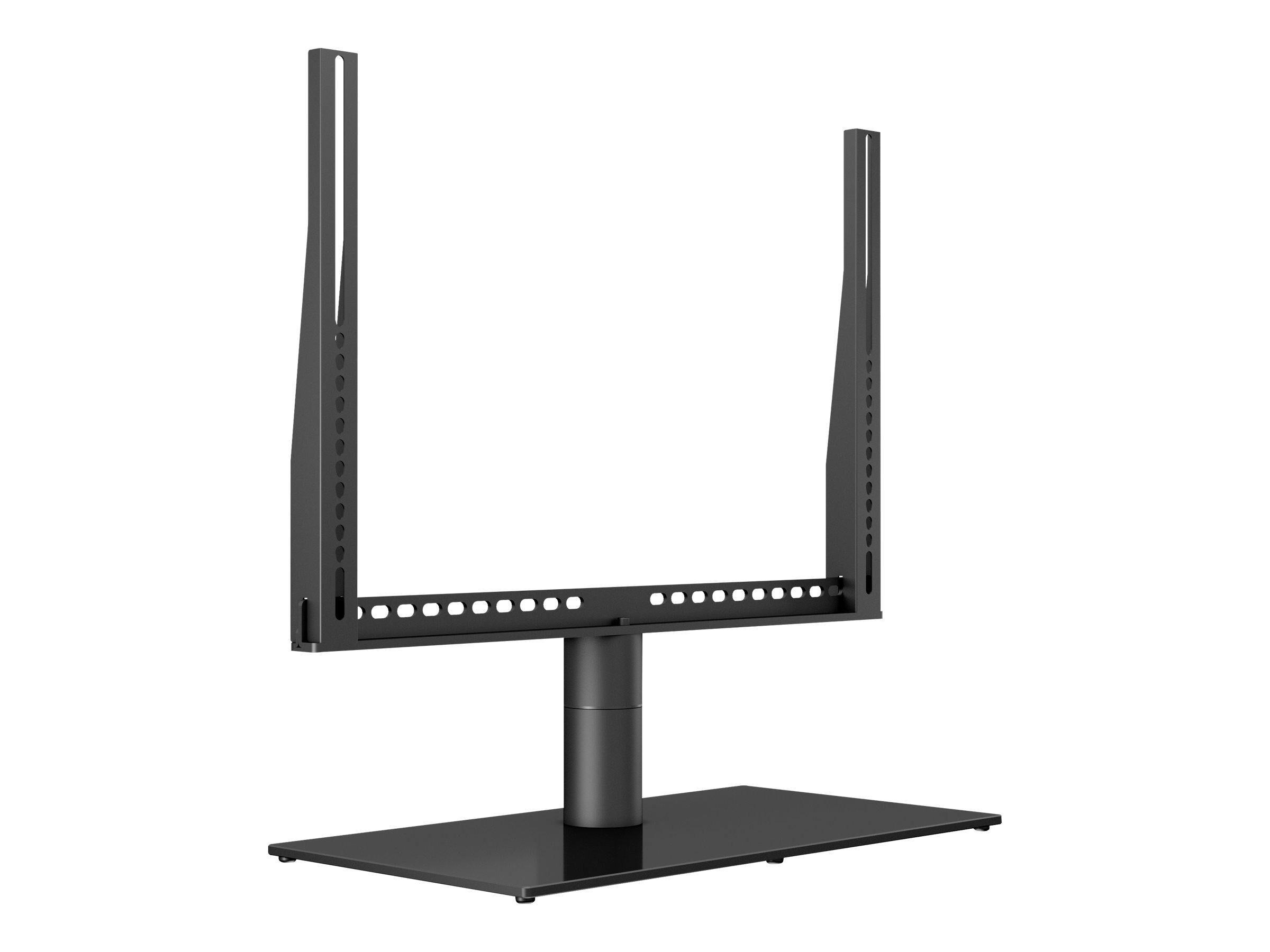"""MULTIBRACKETS M VESA Tablestand Turn Large - Stativ for LCD/plasma-panel - svart - skjermstørrelse: 46""""-60"""" - skrivebord"""