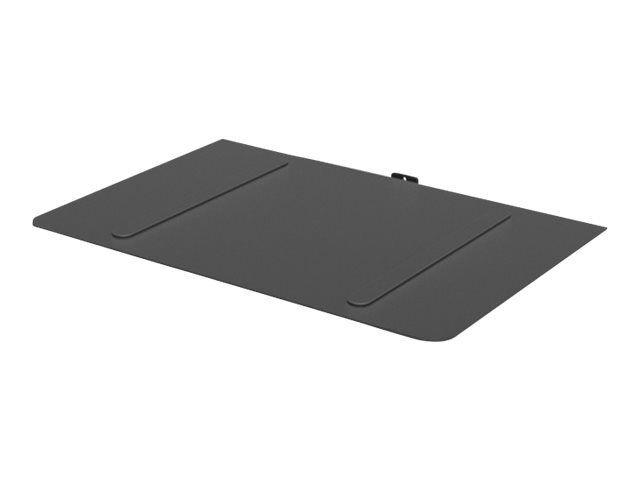 MULTIBRACKETS M Public Display Stand Codec Shelf - Hylle for PC/DVD-spiller - stål - svart - gulvstativmonterbar