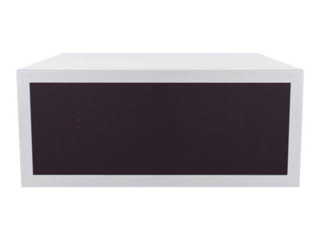 MULTIBRACKETS M Public Display Stand MediaBox1 - Medialager - hvit - gulvstativmonterbar