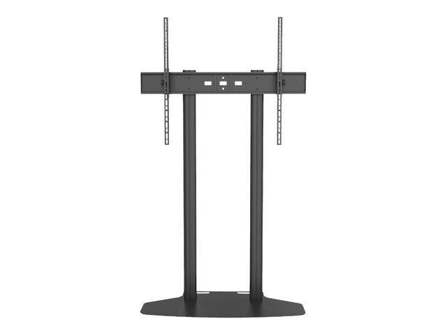 "MULTIBRACKETS M Display Stand 180 Dual Pillar Flight Case - Stativ for LCD/plasma-panel - aluminium, stål - svart - skjermstørrelse: 70""-110"" -"