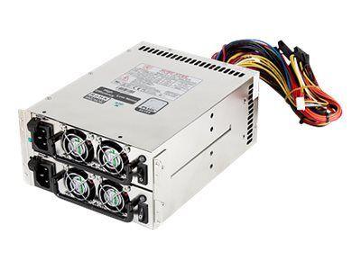 Synology PSU 500W-RP Set_1 - Strømforsyning - redundant (intern) - 500 watt