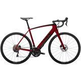 Trek Domane+ ALR, elektrisk landevei/gravel 2021 Crimson Red/Trek Black 54 2020