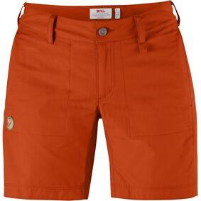 Fjällräven Abisko Shade Shorts dame Flame Orange 40 2018