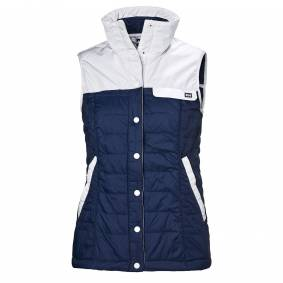 Helly Hansen Movatn Wool Insulated Vest, dame Catalina Blue 62870-541 XS 2019