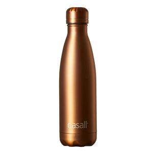 Casall Eco Cold Bottle drikkeflaske Bronze Metallic 2020