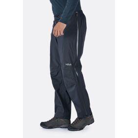 Rab Downpour Plus Pants, regnbukse herre Black QWF-70-BL XL 2020