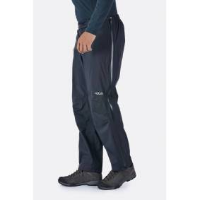 Rab Downpour Plus Pants, regnbukse herre Black QWF-70-BL L 2020