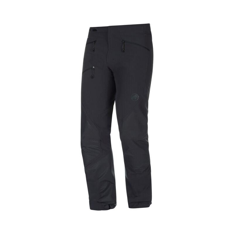 Mammut Courmayeur SO Pants, softshellbukse herre Black: 1021-00190-0001 52 2019