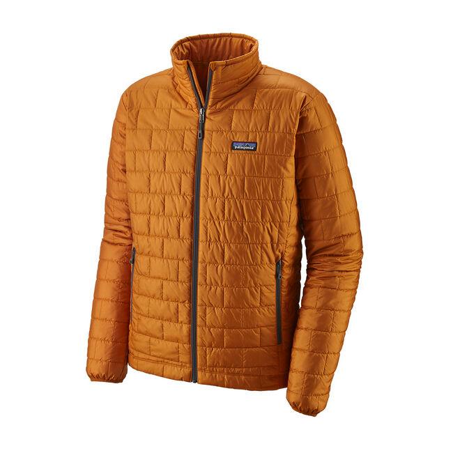 Patagonia Nano Puff Jacket, isolasjonsjakke herre Hammonds Gold 84212 HAGO M 2019