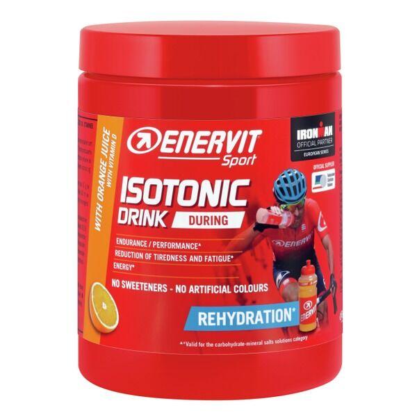 Enervit Isotonic sportsdrikk, 420 g / 14 doser Appelsin 2019