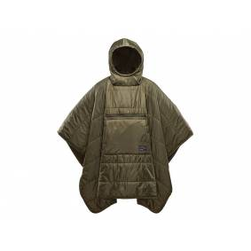 Therm-A-Rest Honcho Poncho Olive: 10712 2019