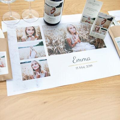 smartphoto Kuvertsbrikke - Sett