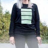 smartphoto Genser dame Naturhvit S
