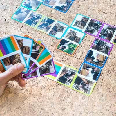 smartphoto Dominokort
