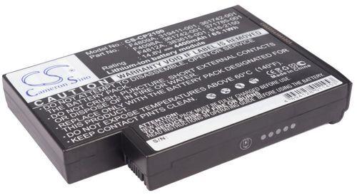 HP Batteriexperten - Hela listan, 14.8V, 4400 mAh