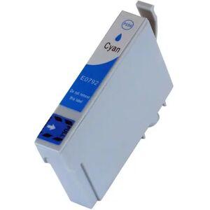 Epson T079 Series blekkpatron, 14ml, cyan