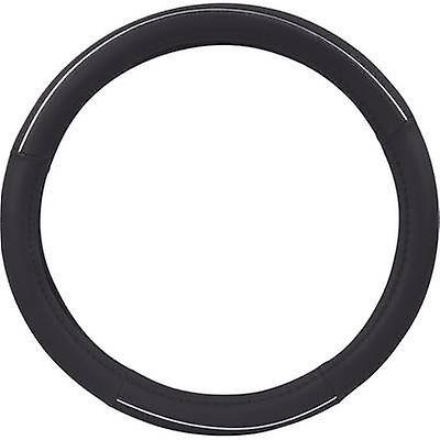 Herbert Richter Steering wheel cover (Ø) 38 cm Black 37 - 39 cm Herbert Richter 108...