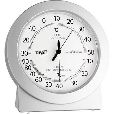 TFA Dostmann analog analog presisjon Thermo-hygrometer